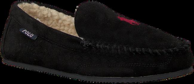 Zwarte POLO RALPH LAUREN Pantoffels DEZI IV  - large