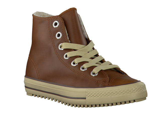 Cognac CONVERSE Sneakers AS WINTERBOOT  - large