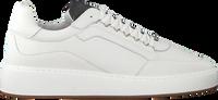 Witte NUBIKK Lage sneakers JIRO JADE MEN - medium