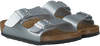 Zilveren BIRKENSTOCK PAPILLIO Slippers ARIZONA KIDS  - small