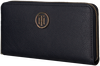Blauwe TOMMY HILFIGER Portemonnee TH CORE ZA WALLET - small