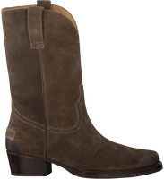 Taupe SHABBIES Hoge laarzen 192020080 - medium
