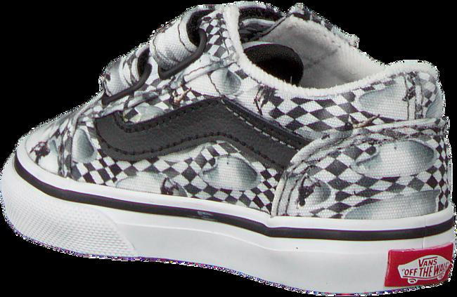 Witte VANS Sneakers OLD SKOOL V TD - large