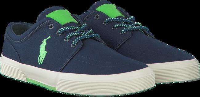 Blauwe POLO RALPH LAUREN Sneakers FAXON LOW-NE  - large