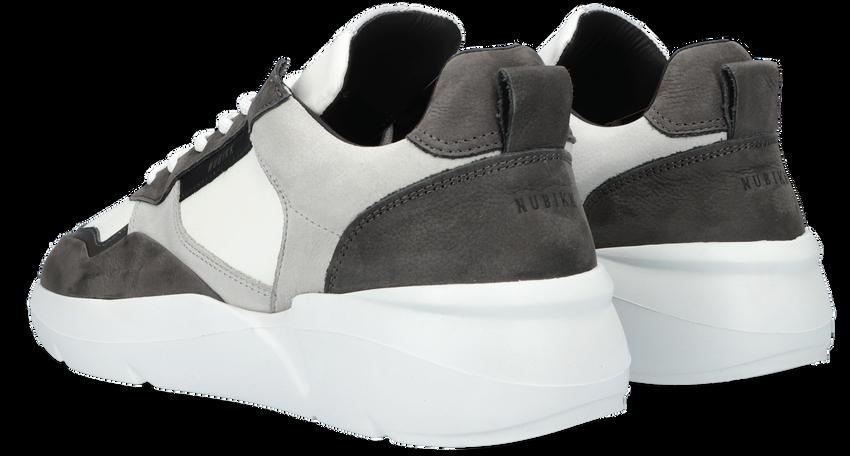 Grijze NUBIKK Lage sneakers ROQUE ROAD WAVE  - larger
