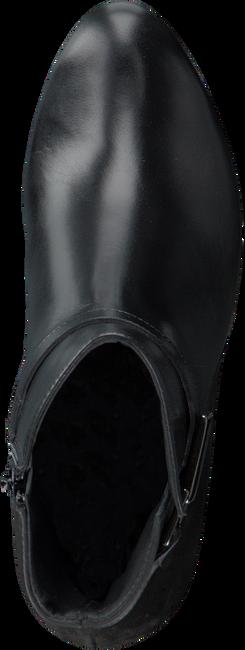 Zwarte PAUL GREEN Enkellaarsjes 8955  - large