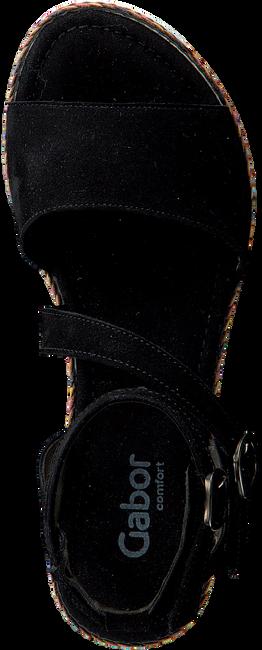 Zwarte GABOR Sandalen 862 - large