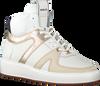 Witte NUBIKK Hoge sneaker JIRO DUNK  - small