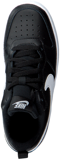 Zwarte NIKE Lage sneakers COURT BOROUGH LOW 2 (GS)  - large