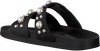 Zwarte STEVE MADDEN Slippers POLITE - small