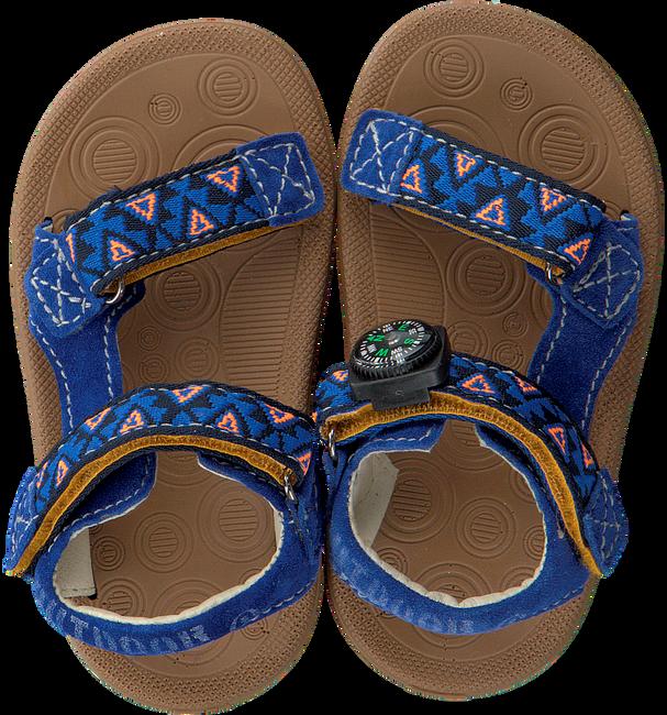 Blauwe SHOESME Sandalen OU8S115 - large