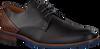 Zwarte VAN LIER Nette schoenen 1915318  - small