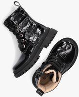 Zwarte SHOESME Hoge sneaker NR21W005  - medium