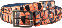 Oranje FLORIS VAN BOMMEL Riem 75203  - medium