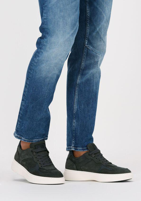 Grijze G-STAR RAW Lage sneakers LASH NUB M  - larger