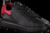 Zwarte NUBIKK Sneakers SCOTT PHANTOM - small