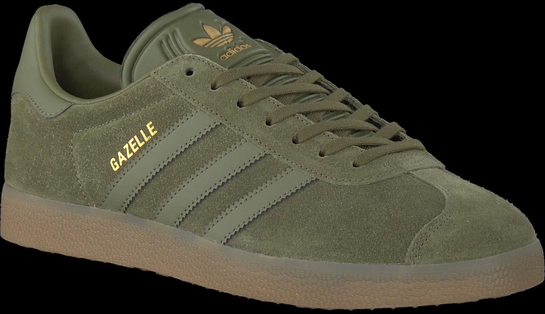 Groene ADIDAS Sneakers GAZELLE HEREN Omoda.nl