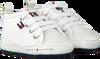 Witte TOMMY HILFIGER Babyschoenen T0X4-00106  - small