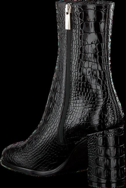 Zwarte PERTINI Enkellaarsjes 192W16148  - large