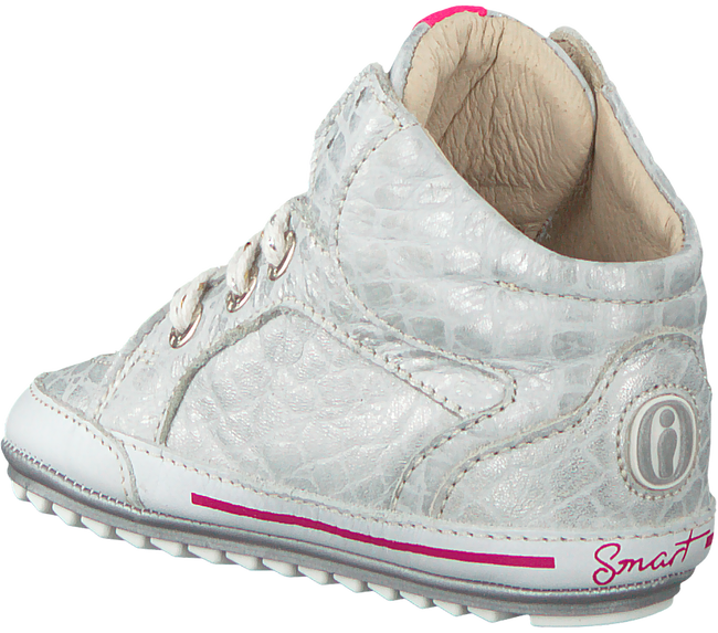 Zilveren SHOESME Babyschoenen BP8S026 - large