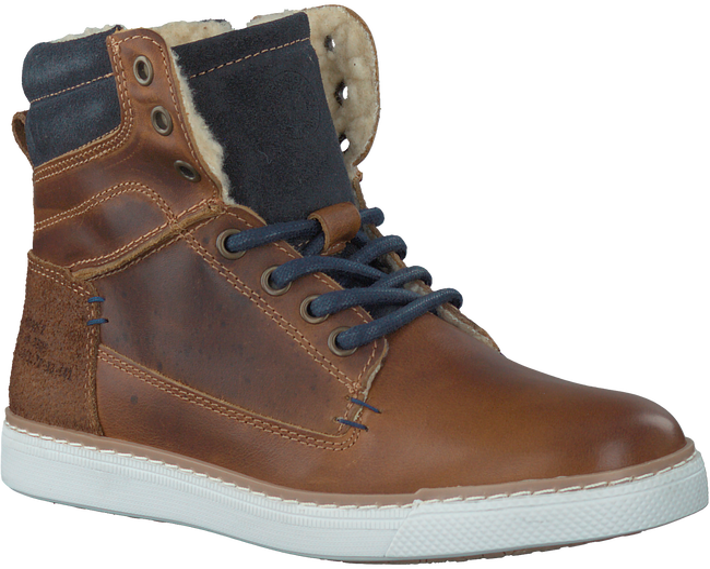 Cognac BULLBOXER Sneakers AGM508  - large