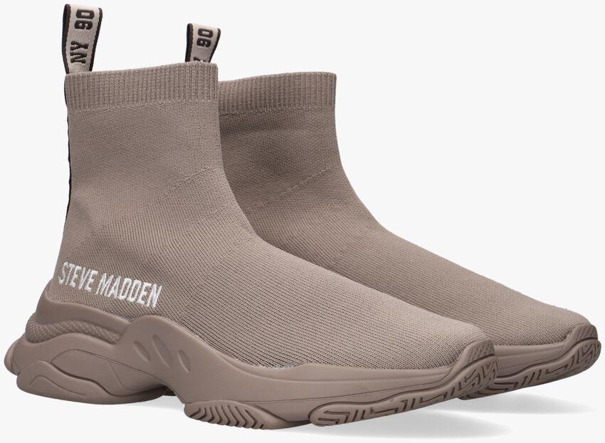 Taupe STEVE MADDEN Hoge sneaker MASTER  - larger