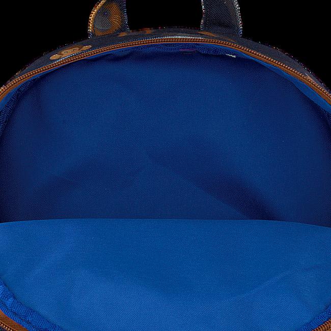 Blauwe SHOESME Rugtas BAG9A039  - large