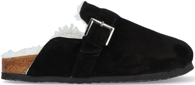 Zwarte OMODA Pantoffels METTE  - large