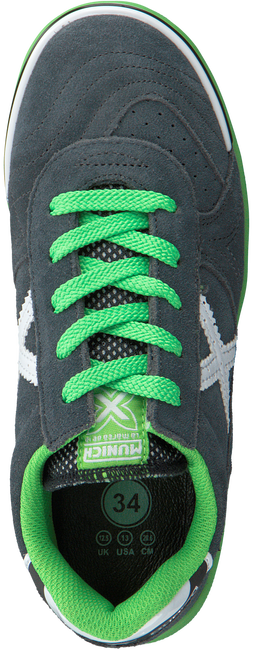 Grijze MUNICH Sneakers G3 LACE - large