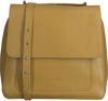 Gele MYOMY Schoudertas MY BOXY BAG LOCKER - small