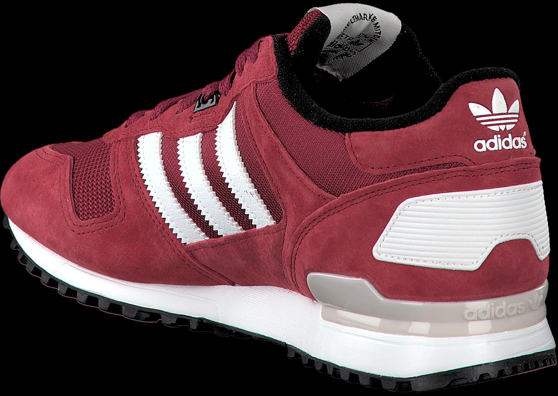 rode adidas sneakers zx 700 heren