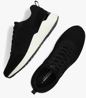 Zwarte BJORN BORG Lage sneakers R1900 KNT M  - medium