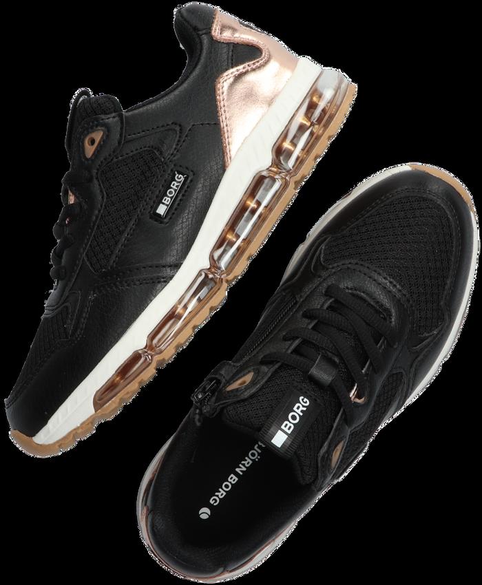 Zwarte BJORN BORG Lage sneakers X500 MSH  - larger