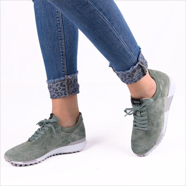 Groene VIA VAI Sneakers GIULIA SLIM - large