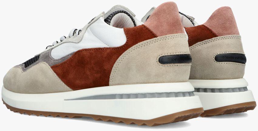 Beige FLORIS VAN BOMMEL Lage sneakers 85351  - larger