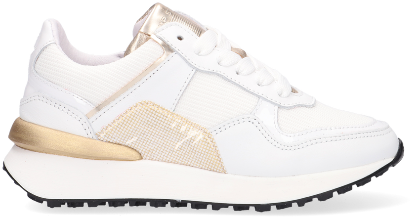 Witte HIP Sneakers H1725  - larger