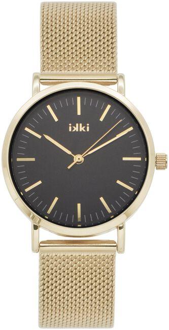 Gouden IKKI Horloge HAYLEY - large
