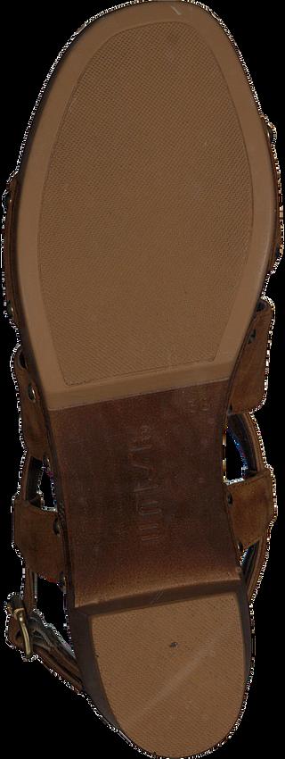 Bruine UNISA Sandalen TERRAT  - larger