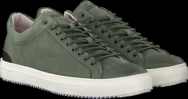 Groene BLACKSTONE Sneakers PM56 - large