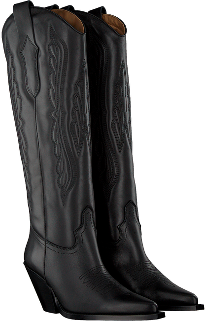 Zwarte TORAL Hoge laarzen 12375  - large