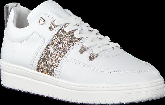 Witte NUBIKK Sneakers YEYE MAZE WOMEN  - large