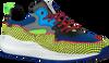 Meerkleurige FLORIS VAN BOMMEL Lage sneakers 16369  - small