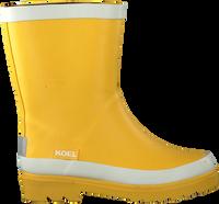 Gele KOEL4KIDS Regenlaarzen KO997  - medium