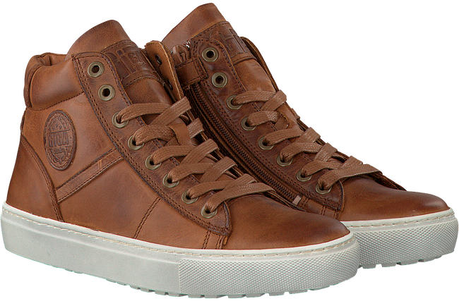 Cognac GIGA Sneakers 8824  - large