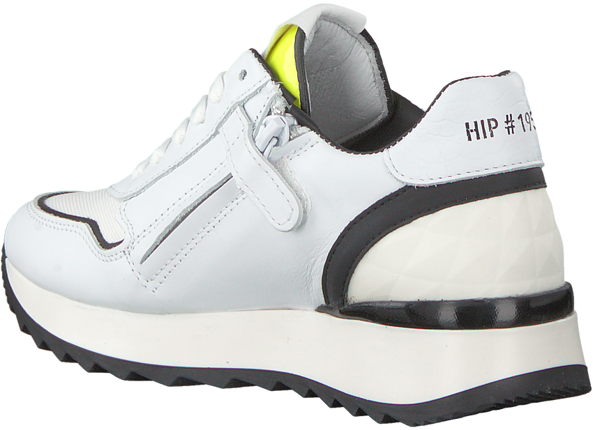 Witte HIP Sneakers H1789 - larger
