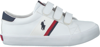 Witte POLO RALPH LAUREN Lage sneakers GAFFNEY EZ  - medium