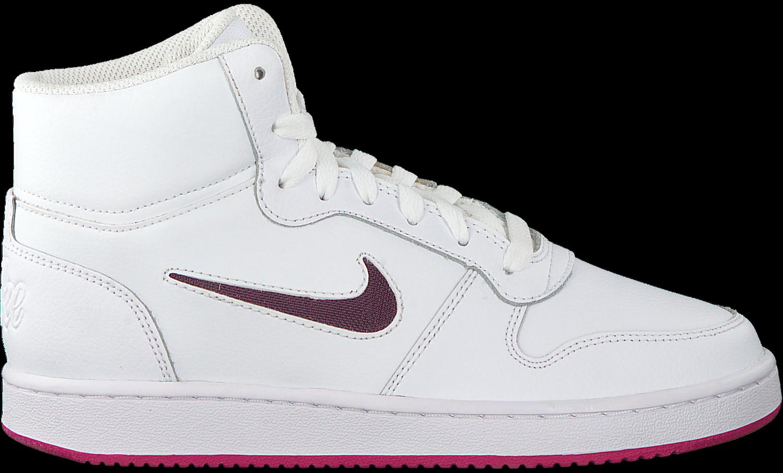 Witte NIKE Sneakers NIKE EBERNON MID WMNS