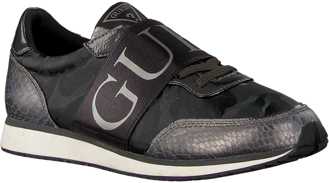 Zwarte GUESS Sneakers FLSNG3 FAB12  - large