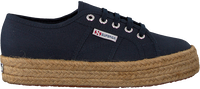 Blauwe SUPERGA Sneakers COTROPEW - medium