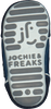 Blauwe JOCHIE & FREAKS Babyschoenen 19010  - small